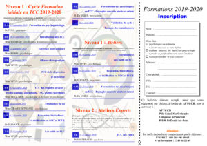 flyer Ateliers APTCCB 2019-2020 version du 21 novembre 2 page 2 sur 2