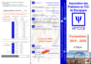 flyer Ateliers APTCCB 2019-2020 version du 2 avril - 1 sur 2