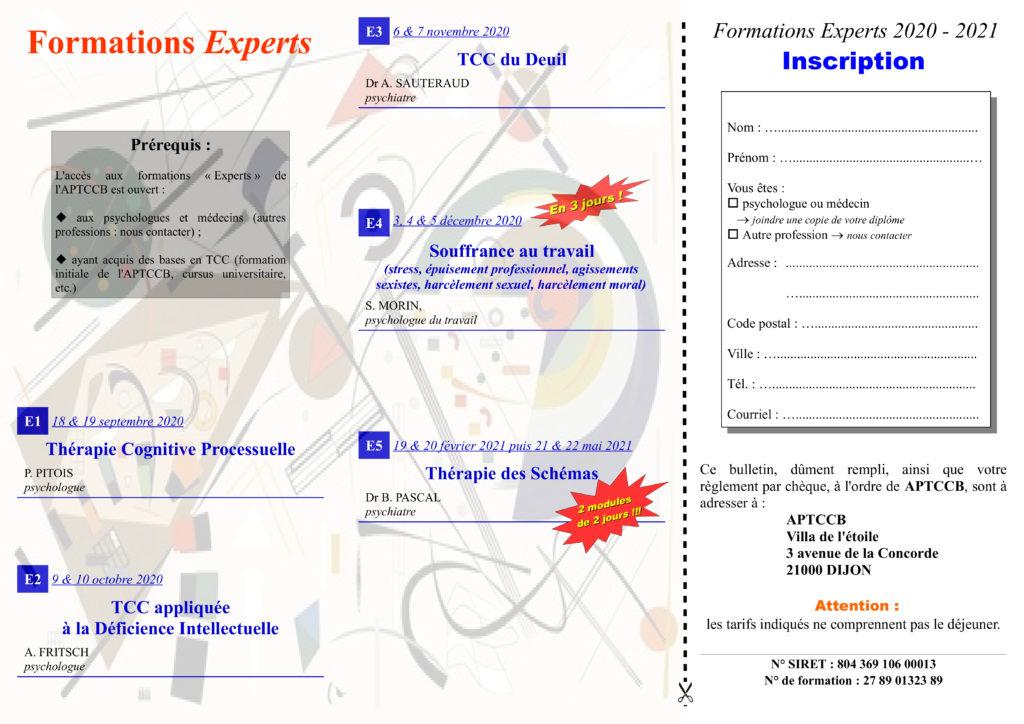 flyer Ateliers APTCCB 2020-2021 page 2 sur 2